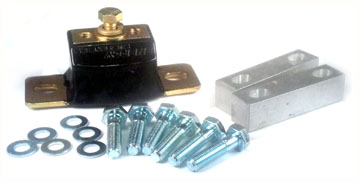 Jgs polyurethane transmission mount kit for Polyurethane motor mounts vs rubber